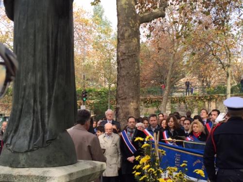 jean-paul huchon,jean-luc romero,11 novembre,armistice