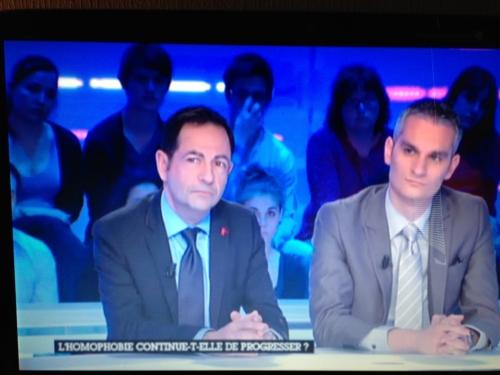 homophobie,jean-luc romero,canal plus,politique,france