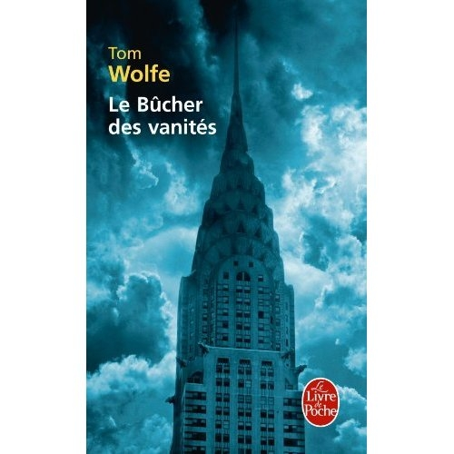 tom wolfe,jean-luc romero,le bûcher des vanités,new york