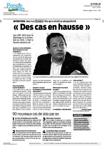 Presse Océan 19 avril 2009.JPG