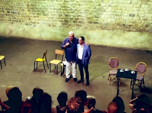 paris,jean luc romero,théâtre de l'opprimé