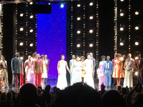 dreamgirls,jean-luc romero,londres,musical