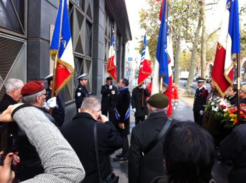 paris,jean-luc romero,armistice