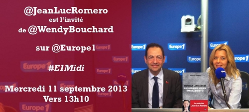europe 1,jean-luc romero,wendy bouchard,politique,euthansie,santé,france