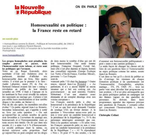 nouvelle republique jlr Livre Homo 10 03 2011.JPG