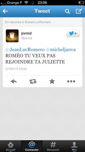 twitter,jean-luc romero,homophobie,londres