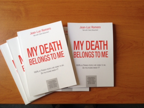 london24, jean-luc romero, admd, dignity in dying, my death belongs to me, londres, london