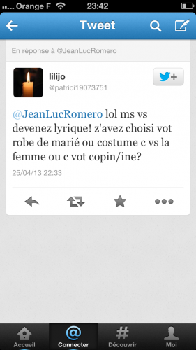 twitter,jean-luc romero,homophobie,londres