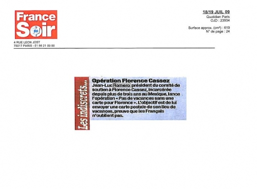 France Soir 17-07-09.jpg