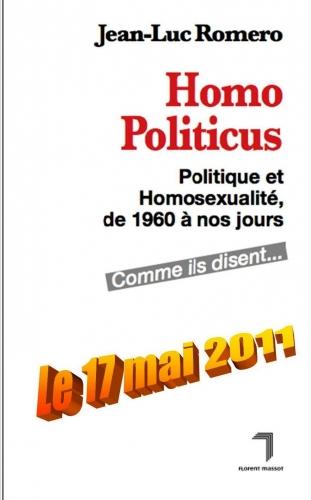 homopoliticus,jean-luc romero,gay,homosexualité,politique,france,florent massot