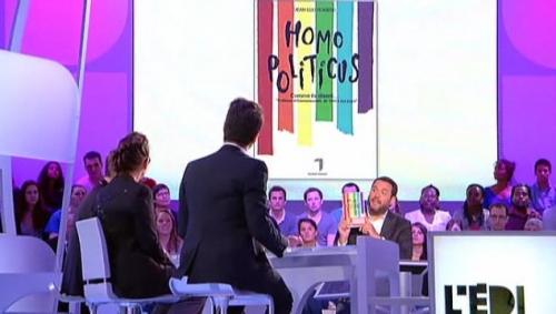 canal plus 13 juin 2011 Romero homopoliticus 2.jpg