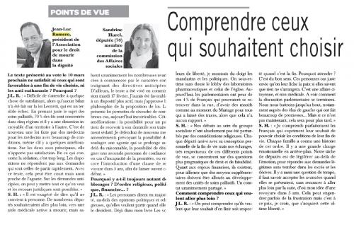 Havre Dimanche debat romero admd.jpg