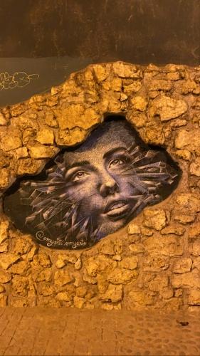 street art,jean luc romero michel,paris 12
