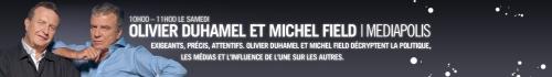 europe 1,jean-luc romero,michel field,olivier duhame,politique,france
