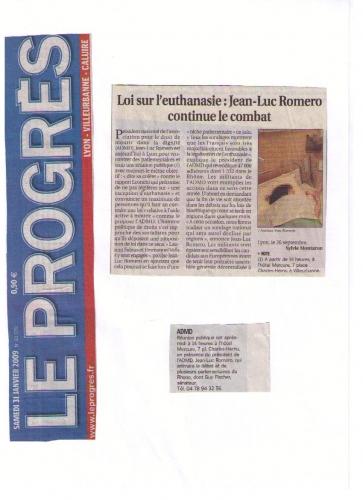 Le Progrès -Lyon 31 janvier 2009 couleur.jpg