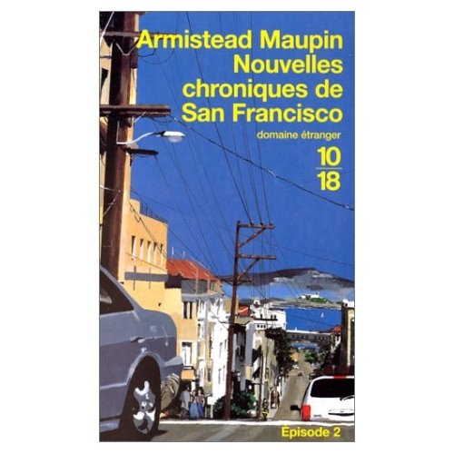 Livre Nouvelles chronqiues de San Fran.JPG
