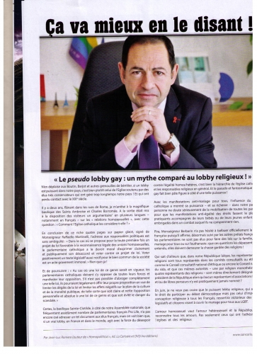 friendly magazine,jean-luc romero,politique,homophobie,gay