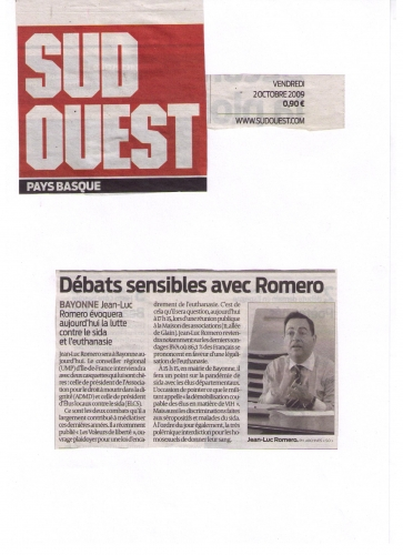 Sud Ouest - 2 octobre 2009.jpg