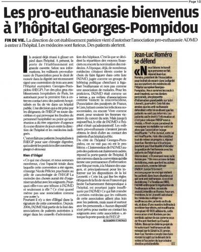 Articleadmd Aujourd hui en france 09 02 2011 p1[1].JPG