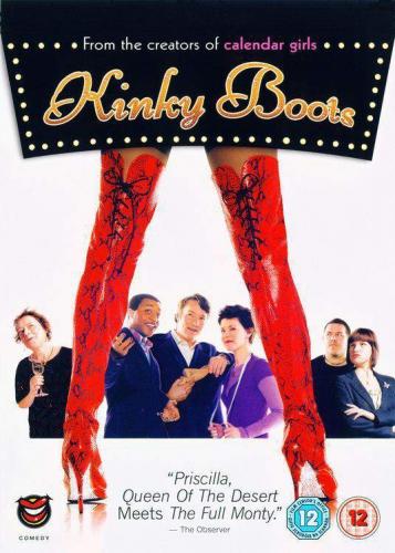 kinky boots,jean-luc romero
