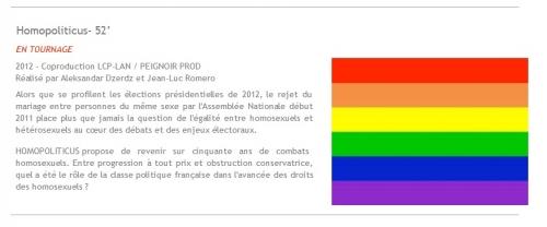 lcp-an,jean-luc romero,peignoir prod,homosexualité,homopoliticus,france