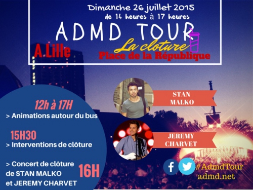 admd tour,jean-luc romero,christophe michel,lille