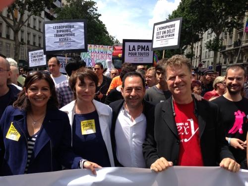 marche des fiertés lgbt,jean-luc romero,paris,homosexualité,politique,france