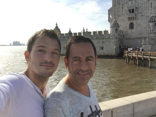 christophe michel romero,jean-luc romero-michel,été,vacances