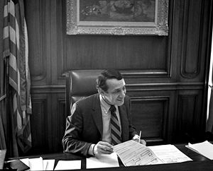 Harvey Milk_in_1978_at_Mayor_Moscone%27s_Desk.jpg