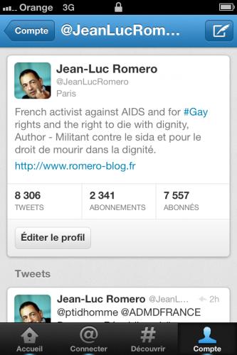 twitter,jean-luc romero,foursquare,paris,france