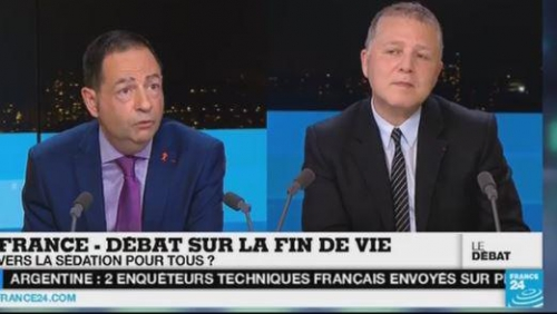 france 24,jean-luc romero,admd,euthanasie
