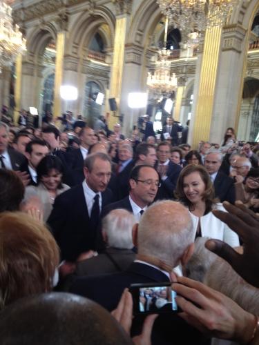 françois hollande,jean-luc romero,politique,élysée,président de la république