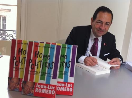 comédie du livre,jean-luc romero,montpellier,gay