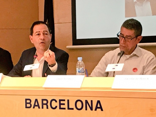 barcelone,jean luc romero,dmd catalogne,admd,europe