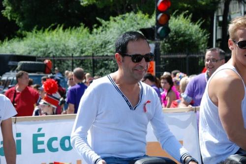 montréal,jean-luc romero,fierté montréal 2012,homosexualité,gay,politique,québec,canada,france