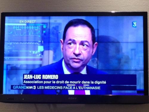 soir 3,jean-luc romero,admd,euthanasie,politique,france