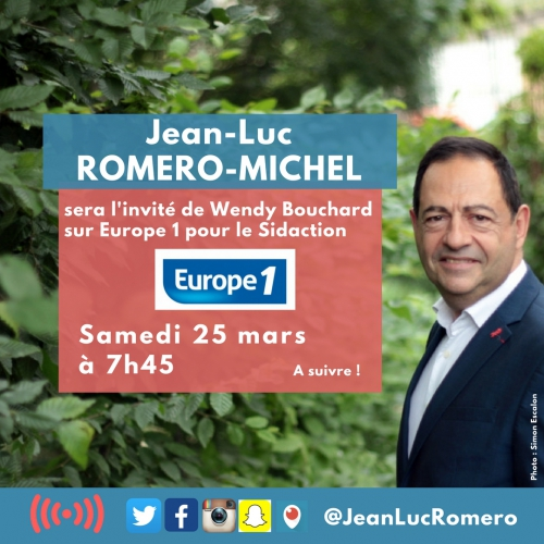 europe 1,jean-luc romero,wendy bouchard,sidaction,sida