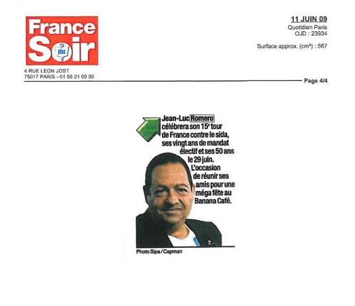 France Soir Romero 11-06-09.jpg