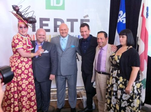 montréal,jean-luc romero,fierté montréal 2012,homosexualité,canada,québec