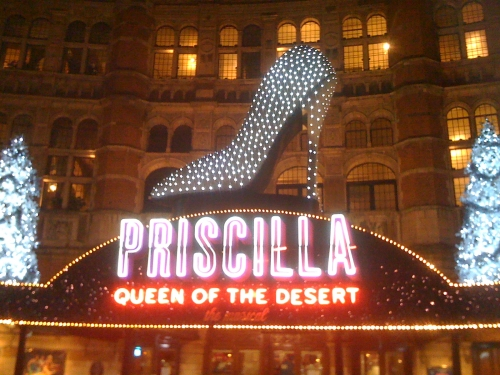 londres,jean-luc romeor,priscilla queen of the desert,2011,2012