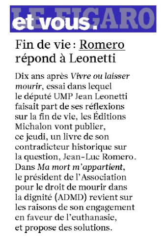 Figaro ADMD ma mort livre romero 15 avril 2015.jpg