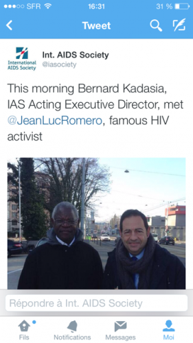 ias,jean-luc romero,sida,aids,politique,france