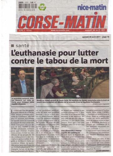 Corse Matin - 30 avril 2011.jpg