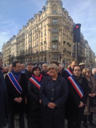 paris,jean-luc romero,michèle blumenthal,politique,algérie