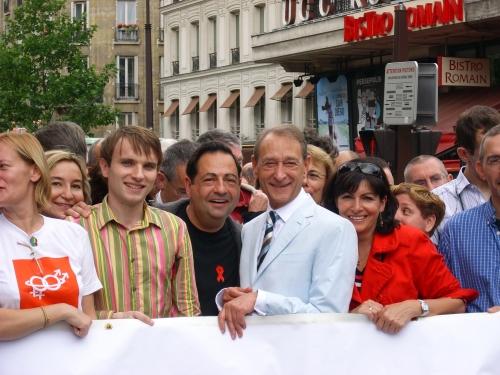 jean-paul huchon,jean-luc romero,lgbt,paris,homosexualité,françois hollande,france