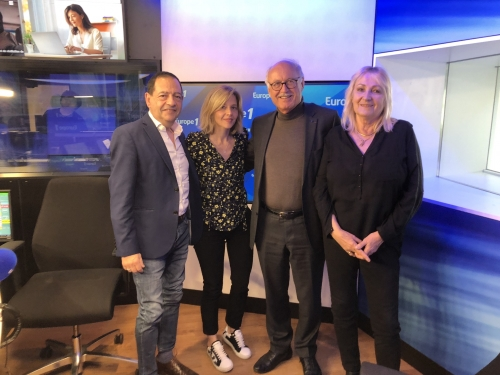 europe 1,jean luc romero michel,wendy bouchard,admd