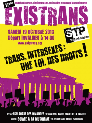 existrans,jean-luc romero,transsexuel,politique,paris,france