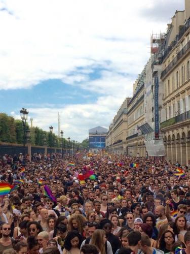 gay pride,jean-luc romero