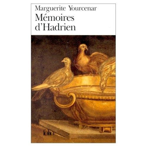 Livre Mémoires d Hadrien.JPG