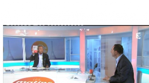 france 3,jean-luc romero,paul wermus,sida,aids,politique,france,santé